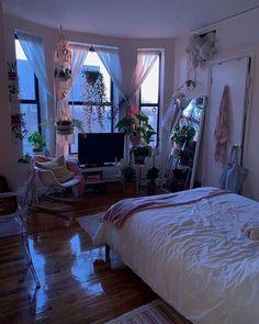 - Chloe Pierre - Wohnzimmer -Shell auf - Chloe Pierre - Wohnzimmer - Best DIY Wall Art Ideas 30 Cozy Bohemian Bedroom Ideas for Your First Apartment Dream Rooms, Dream Bedroom, Hippy Bedroom, Room Ideas Bedroom, Bedroom Decor, Bedroom Inspo, Bedroom Colors, Appartement Design, Cute Room Decor