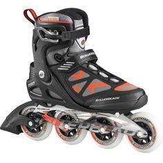 Rollerblade Men's Macroblade 90 Inline Skates, Black