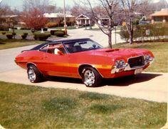 1972 Ford Gran Torino Sport | 1972 Ford Gran Torino Sport,spring 1976 | Flickr - Photo Sharing!
