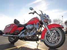 2008 Harley-Davidson Touring ROAD KING FLHR