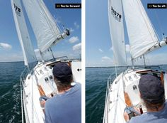 A former America's Cup winner shares tips on getting the most from your headsail.