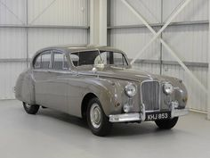 Jaguar Mark VII 1955.