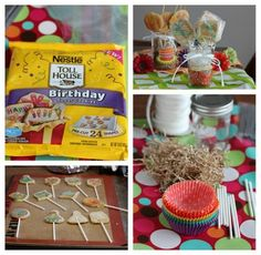Chocolate chip cookie bouquet DIY for under 5 DeCoop