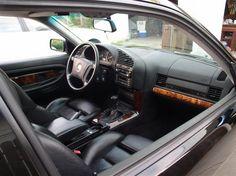 BMW e36 interior wood trims
