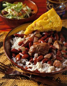 How to Cook Brazilian Rice and Beans | What's New With Our Family