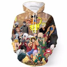Motivated Casual Unisex Pullover Japanese Anime Streetwear A Funny Fusion Between Monkey D Luffy And Saitama One Punch Man On Blue Hoodies Hoodies & Sweatshirts