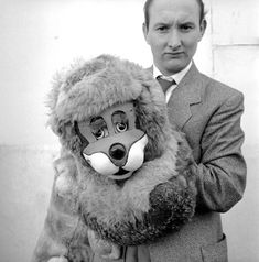 Lenny The Lion, 1950's television favourites.