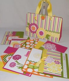 Purse and Card Set