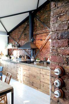 19 kreativa hipsterkök – som gjorda för långkok och umgänge - Sköna hem
