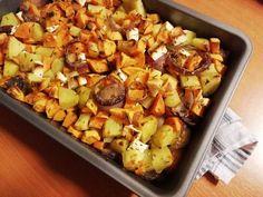 Sweet Potato, Potato Salad, Cauliflower, Side Dishes, Potatoes, Vegetables, Cooking, Ethnic Recipes, Bts