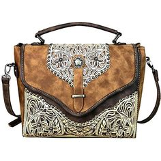New Montana West Handbags Western Floral Applique Satchel / Cross Body Purses MW604-8662 online. Find the perfect Sakroots Handbags from top store. Sku akhl98276pxml22037