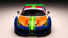 Ferrari 458. GPVWC WSS League