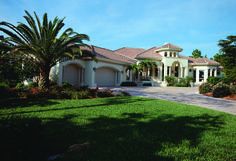Spectacular Mediterranean Villa - 33550EB | Florida, Mediterranean, Spanish, Exclusive, Luxury, Photo Gallery, 1st Floor Master Suite, CAD Available, Den-Office-Library-Study, MBR Sitting Area, PDF, Split Bedrooms | Architectural Designs