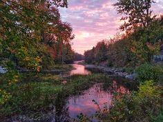 Stream at sunset - Napanee Ontario (OC) 4032x3024 oglokesta http://ift.tt/2yx1omk October 18 2017 at 08:25AMon reddit.com/r/ EarthPorn