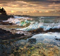 The Makena Coast, Hawaii