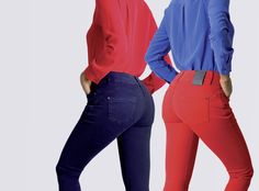 Jeans Push-up - Collection Tex Printemps 2015