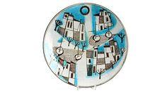 1950s Swiss Studio Pottery Bowl