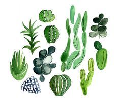 how to draw cacti - Google Search