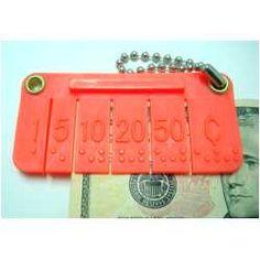 picture of Pocket Money Brailler