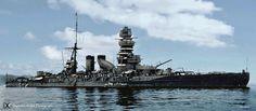 IJN Battleship Nagato 日本海軍戦艦-長門