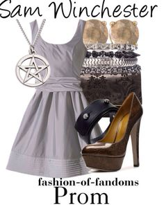 Supernatural outfit for girls