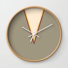 Uve #10 (By Salomon) #print #lamina #clock #frame #decor #decoration #decoracion #interior #home #wall #casa #frame #pattern #mosaic #mosaico #texture #gradient #abstract #colorblock #pop #love #pattern #society6 @society6