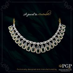 Shine from every angle with a diamond jewellery!  For any queries regarding the price of the jewellery or otherwise, email us at query@pgpgroups.com