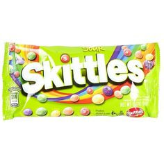 River Island Sour Skittles candy (£3.01) ❤ liked on Polyvore featuring food, food and drink, fillers, food & drink, snacks, candy, gifts and women