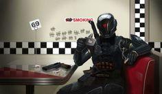 LAST MAN STANDING comics online killbook bounty hunter 1lmsk action fighting sci-fi superhero hero heroes warrior adventure