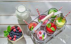 "Six ""fresh"" food trends driving innovation at retail & restaurants Raspberry, Strawberry, Homemade Smoothies, Food Trends, Chocolate Fondue, Fresh Fruit, Yogurt, Blueberry, Berries"