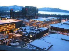 South Lake Tahoe casinos