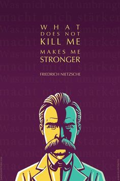 FRIEDRICH NIETZSCHE QUOTE: WHAT DOES NOT KILL ME Friedrich Nietzsche, Wisdom Quotes, Life Quotes, Quotes Quotes, Attitude Quotes, Enough Is Enough Quotes, Stoicism Quotes, Nietzsche Quotes, Philosophical Quotes