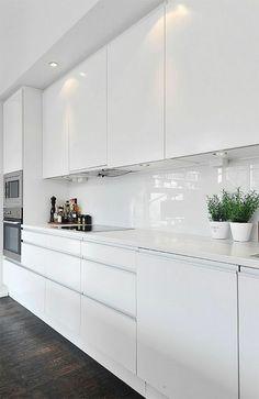 Küchen mit Kochinsel küchenblock freistehend weiß einrichtung ... | {Küchenblock freistehend modern 37}