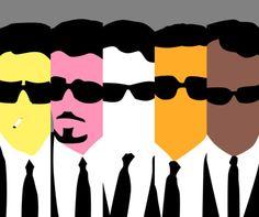 Reservoir Dogs Reservoir Dogs, Films, Death, Platform, Culture, Tv, Wallpaper, Movies, Television Set