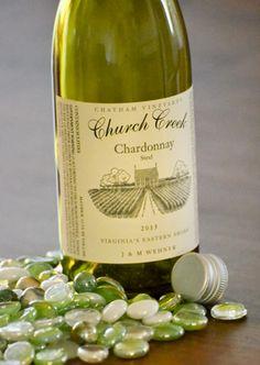 Unoaked Chardonnay reviews Chatham Vineyard's wine