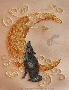 Song to the Moon by GreenAmb.deviantart.com on @deviantART