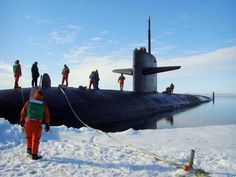 In March, a team of scientists dragged a blast furnace on a sled across a giant slab of ice in the Beaufort Sea, above the Arctic…