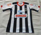 Monterrey 2015-2016 Seasdn Home Soccer Jersey [B272]