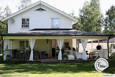 amerikansk veranda |