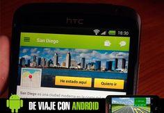 Las mejores aplicaciones de guías de viaje para Android http://www.xatakandroid.com/p/85550