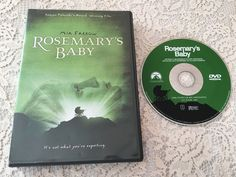 Rosemarys Baby DVD Horror Classic Devil Thriller Mia Farrow Halloween Polanski