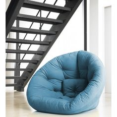Кресло-Футон NEST Blue - Кресла футоны - Кресла - Диваны и Кресла Loft Art 25