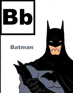 Brent Hibbard Art Blog: The Complete Superhero Alphabet
