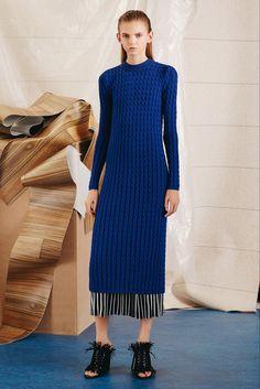 Proenza Schouler Pre-Fall 2015 Fashion Show