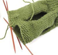 Morehouse Merino Original Dog Sweater Pattern for Leftover Yarn