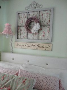 Love this! Simple but yet romantic