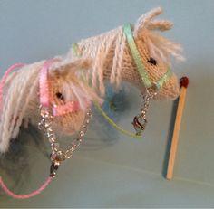 Life in Liisa's dollhouse : Ohje : Keppihevonen 1:12