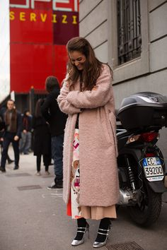 On the Street….Via Piranesi, Milan | The Sartorialist | Bloglovin'