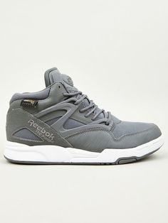 Got these for my love today....Reebok Men s Grey Pump Omni Lite 12d841ad0