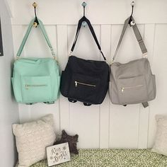 Cutest diaper bags!